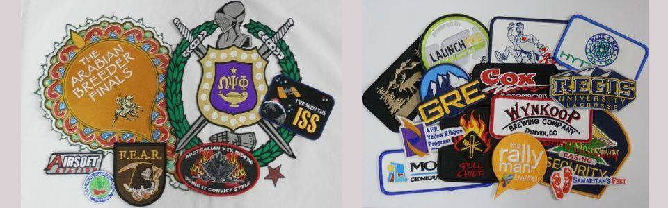 Wholesale Embroidery Patches
